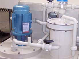 Pump & SCR System